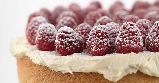 Tender White Cake Recipe