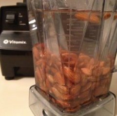 Almond Milk Recipe - Step 2