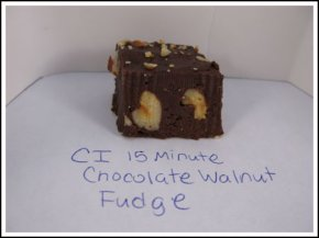baking soda fudge