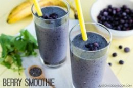 Berry Smoothie Recipe | Easy Japanese Recipes at JustOneCookbook.com