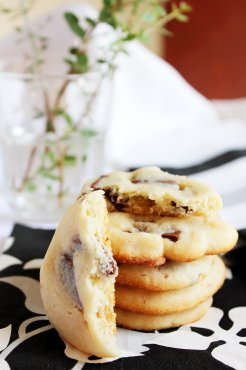 condensed milk cookies 2
