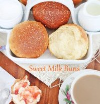 evaporated milk sweet buns | Roxanashomebaking.com