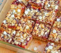 PBJ White Chocolate Bars
