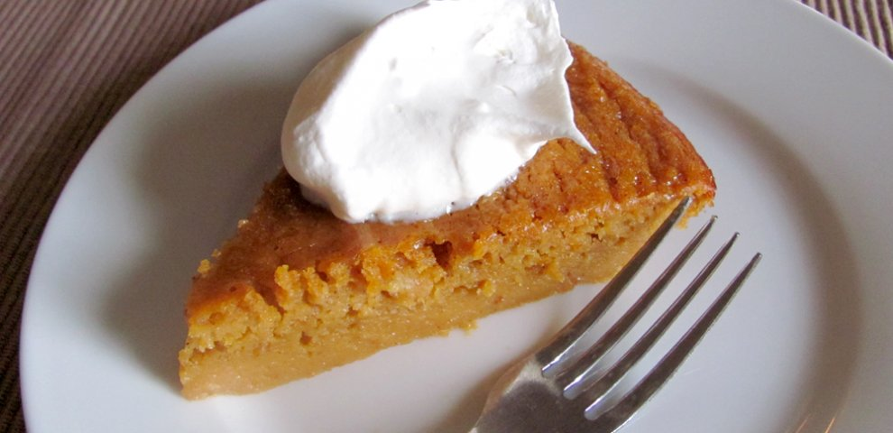 Carnation milk pumpkin pie recipe