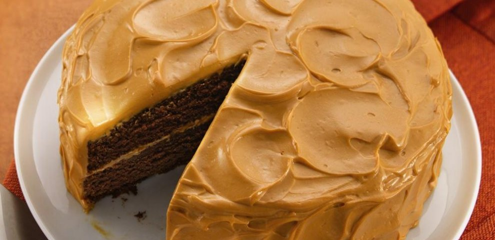 Milk chocolate frosting - recipe