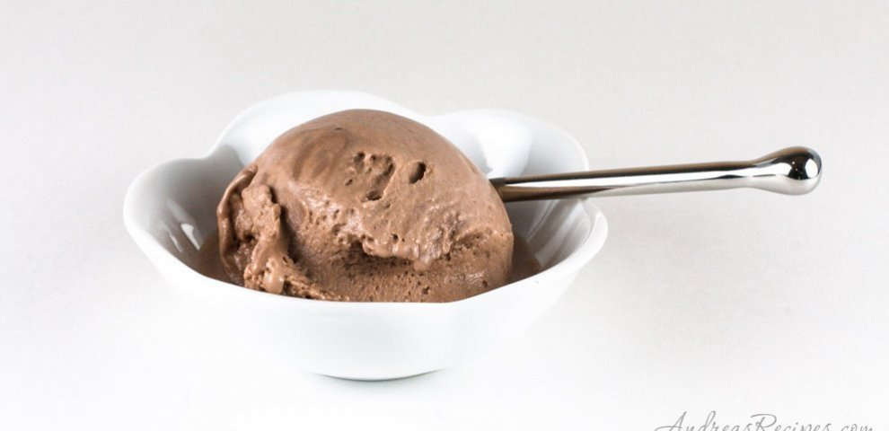 Milk Chocolate ice cream recipe