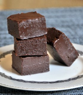 Sweetened Condensed Milk Fudge
