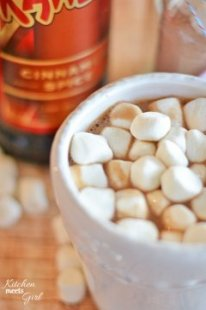 The BEST Homemade Hot Chocolate Mix - ever!