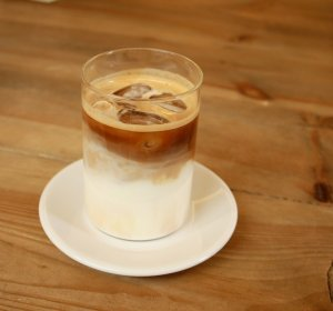 Almond milk Iced coffee recipe
