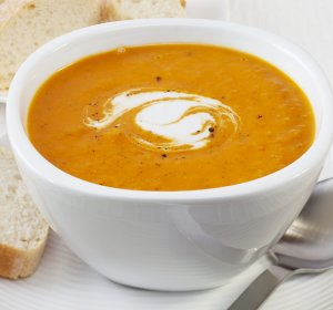Best Pumpkin Soup Recipes with coconut milk