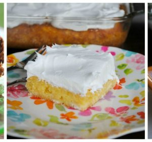 Cake Recipes sweetened condensed milk