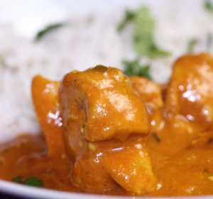 Chicken Korma recipe easy coconut milk