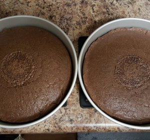 Chocolate cake recipe no milk
