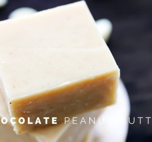 Chocolate Peanut Butter Fudge recipe condensed milk