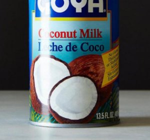 Cooking with coconut milk Recipes