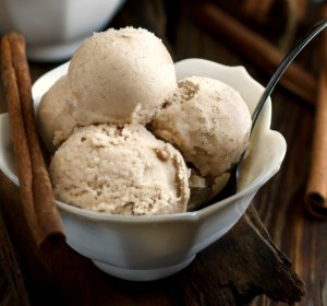 Creamy coconut milk ice cream Recipes