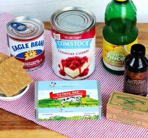Eagle Brand sweetened condensed milk Cheesecake recipe