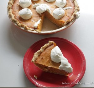 Easy pumpkin pie recipe without evaporated milk