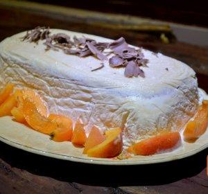 Low Sugar Plum Cake Without Milk