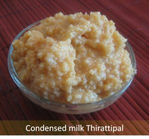 Evaporated milk Indian Recipes