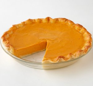 Fresh pumpkin pie recipe without evaporated milk