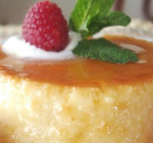 Mexican Flan recipe sweetened condensed milk