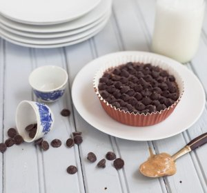 Milk chocolate Pie recipe