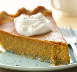 Pumpkin pie recipe using condensed milk