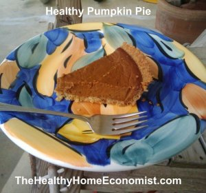 Pumpkin pie Recipes without evaporated milk