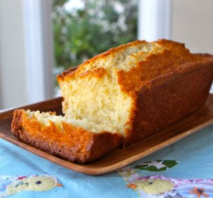 Recipe for coconut cake using coconut milk
