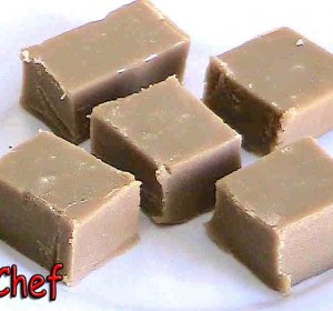 Simple vanilla Fudge recipe condensed milk
