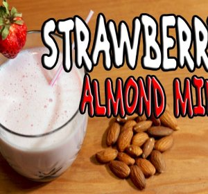 Smoothie Recipes made with almond milk