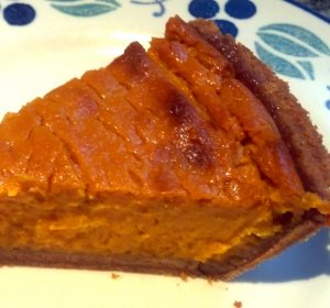 Sweet Potato pie recipe without milk