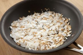 toasted Coconut Oatmeal