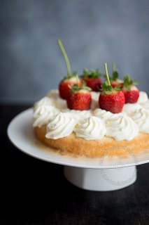 Tres Leches Recipe (Three-Milk Cake): Impossible to resist. Word.